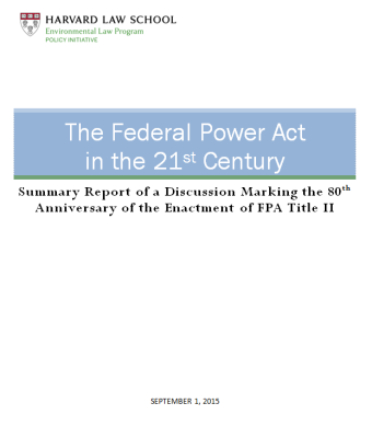 FPA at 80 Cover